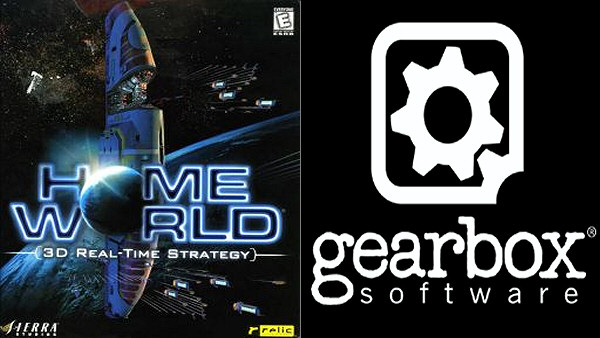 Gearbox Software acquires the RTS Homeworld IP