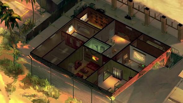 Jagged Alliance: Flashback - Base concept art