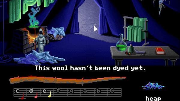 Loom | LucasArts