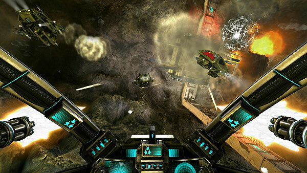 Miner Wars 2081 | Space-shooter and combat simulation