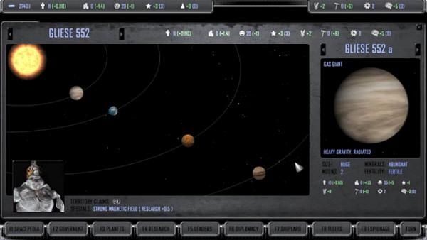 M.O.R.E. | Space 4X Game