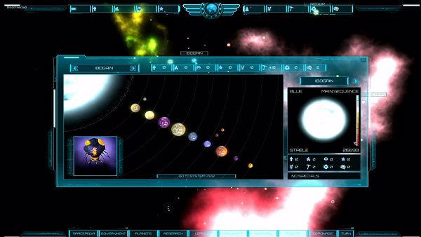 M.O.R.E. | Turn-based space 4X strategy game by IdeaLcenter