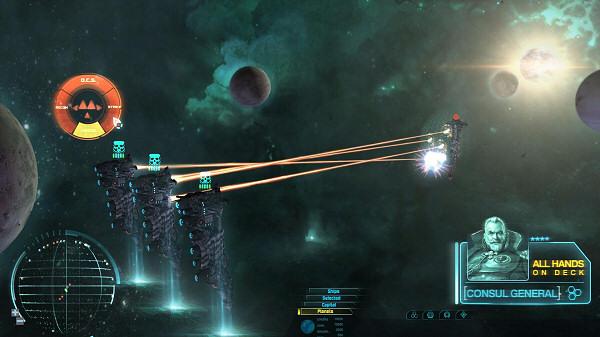 Sci Fi Browsergame