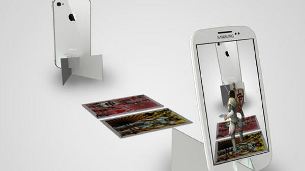 The OggBoard   Augmented Reality Board