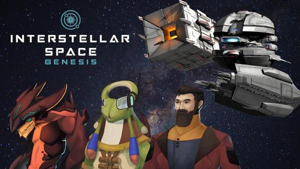 Interstellar Space: Genesis - Pre-Alpha 10 Preview