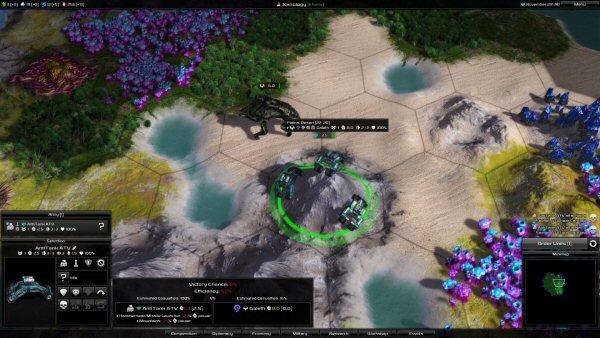 Pandora: First Contact | Alien fauna and flora
