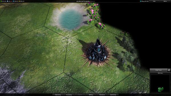 Pandora: First Contact | Ruins