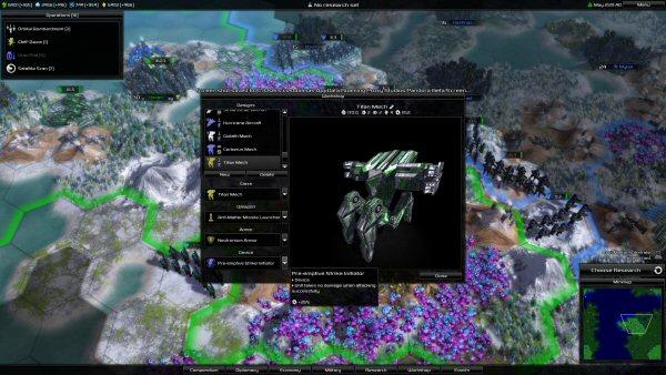 Pandora: First Contact | Workshop (unit customization)