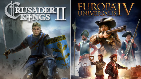 Paradox Interactive Super Steam Sale | Crusader Kings 2 and Europa Universalis IV