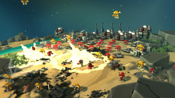 Planetary Annihilation | The storm has came
