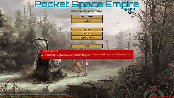 Pocket Space Empire | Early Access Coming Soon