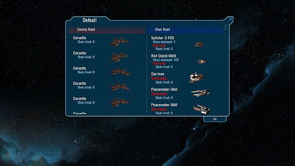 Polaris Sector   Did we just self destruct our ships or what?