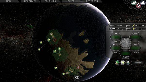 Predestination - Planetary exploration