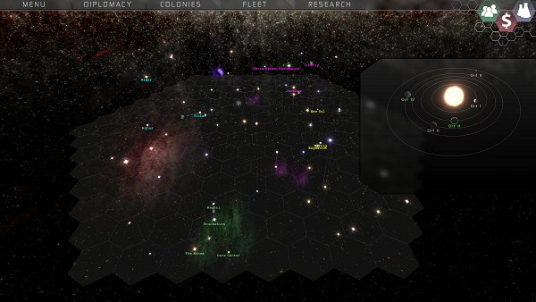 Predestination - 3D Starmap