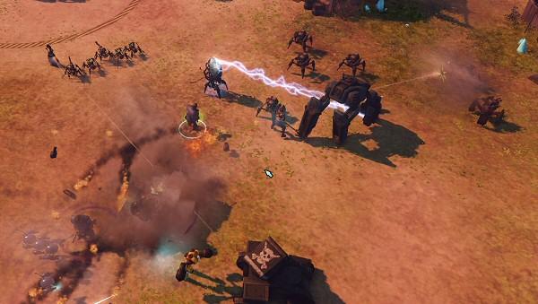 Red Frontier screenshot