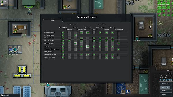 RimWorld - Sci-Fi Colonization with an AI Storyteller