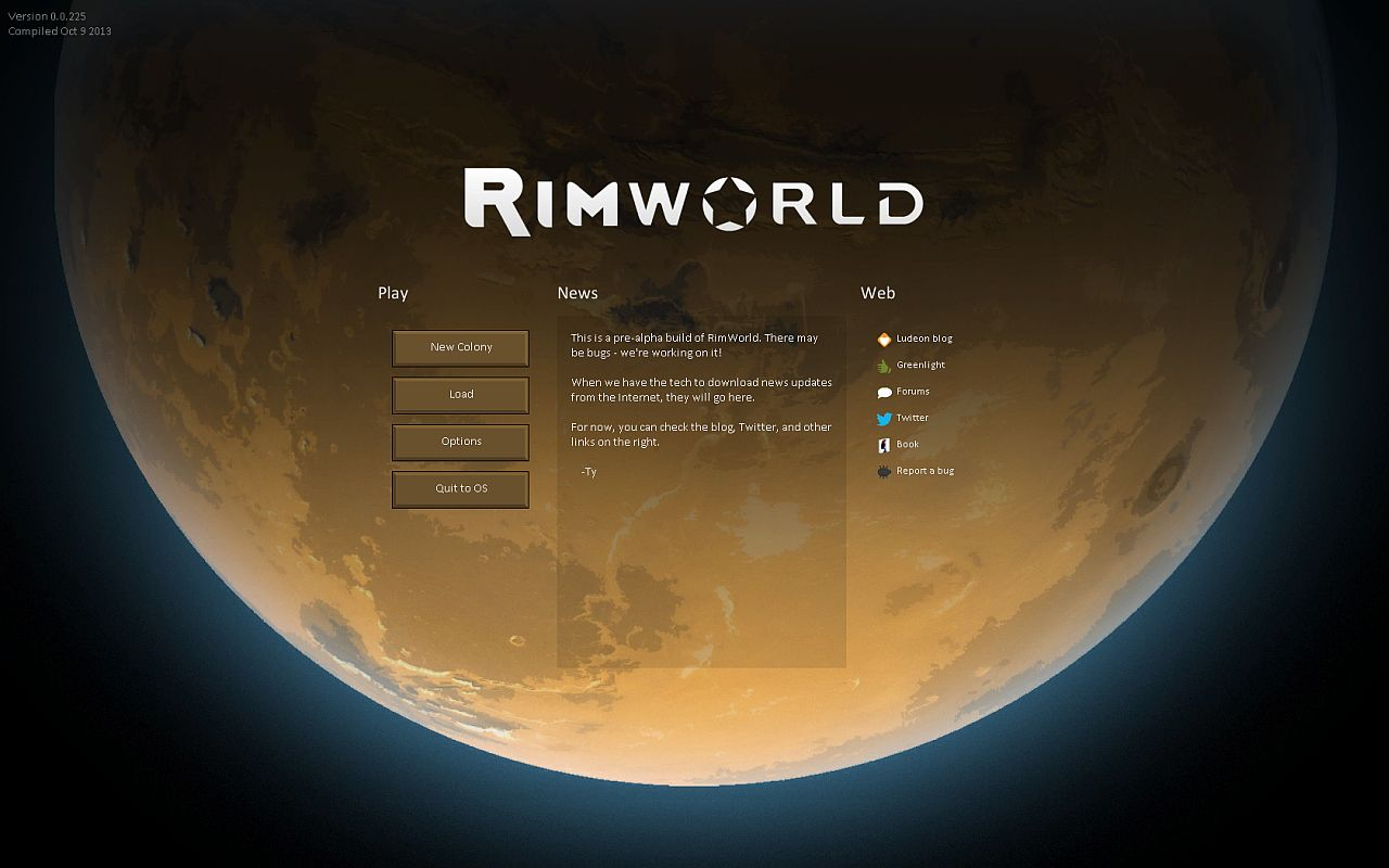RimWorld: A Pre-Alpha Story – Part 1 - SpaceSector com