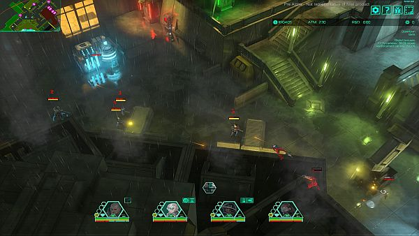 Satellite Reign | A different battle.  The one described was too frantic to screenshot