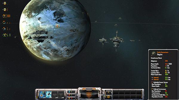 Sins of a Solar Empire: Rebellion - Forbidden Worlds DLC