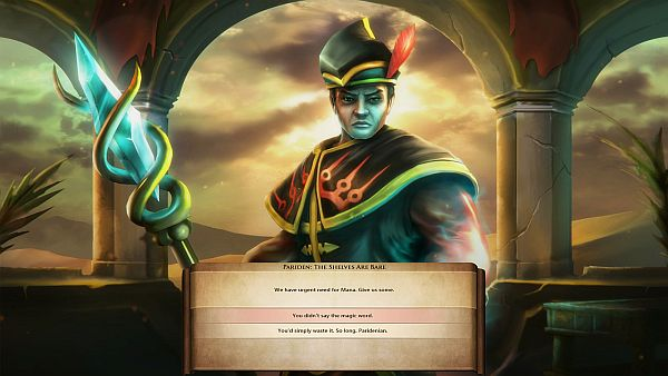 Sorcerer King | Why do I need to be a jerk to further my relationship with these guys?