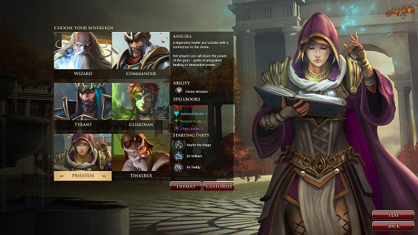 Sorcerer King Review | A turn-based fantasy strategy game by Stardock Entertainment