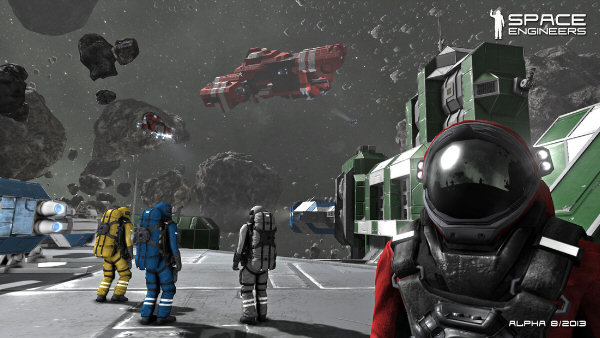 Space Engineers   Keen Software House