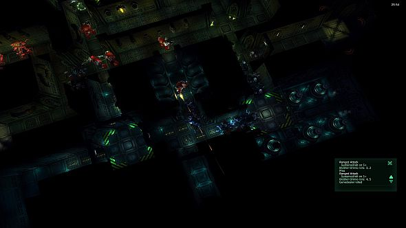 Space Hulk: Bullets fly through walls.  Not a huge deal, but points to lack of attention to detail.