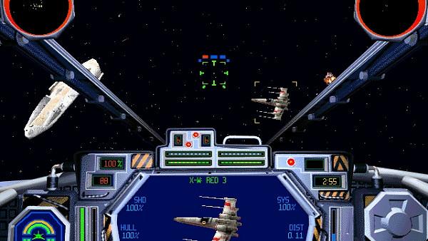 Star Wars: TIE Fighter | LucasArts
