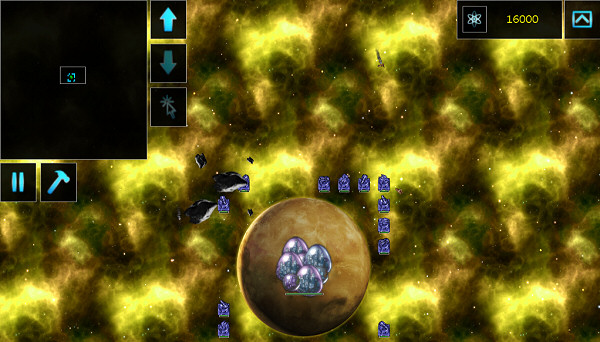 Star Armada (iOS, Android)