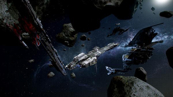 Star Citizen | Space combat simulator