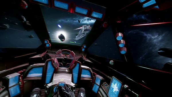 Star Citizen   Space Trading and Space Combat simulation by Cloud Imperium Games (Chris Roberts)