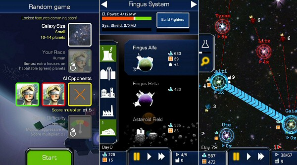 Star Colonies | Android