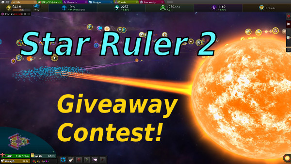 Star Ruler 2 Giveaway Contest!