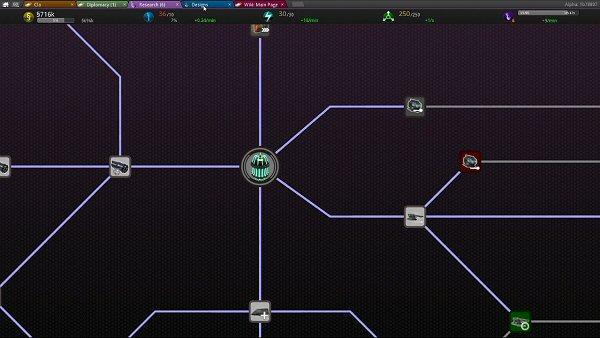 Star Ruler 2 (Alpha) | Research (tech tree)