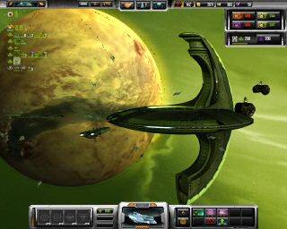 Vindication Class Starbase