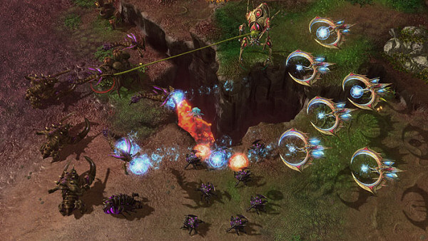 StarCraft 2: Heart of the Swarm | Real-time strategy