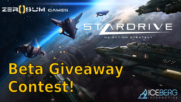 StarDrive Beta Giveaway Contest – 5 Steam Keys! [CLOSED