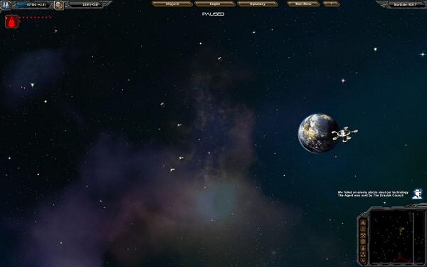 StarDrive | Open beta - Counter espionage