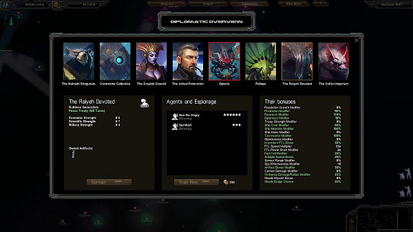 StarDrive | Review | AI receives massive bonuses at higher difficulty