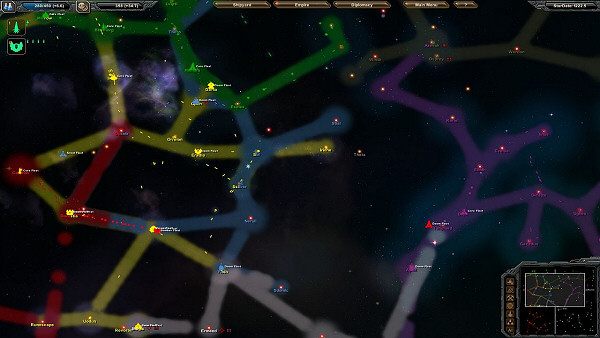 StarDrive | Review | Example of AI Fleets