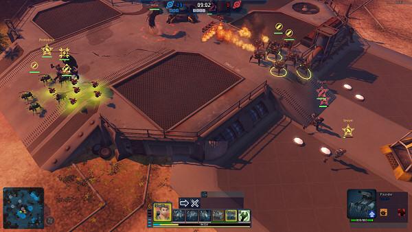 Starvoid - Multiplayer Sci-Fi RTS