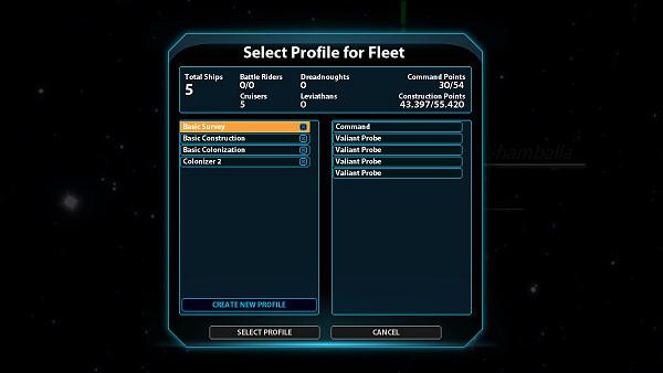 Sword of the Stars 2: Enhanced Edition - Loa ship profile