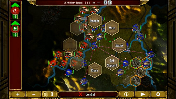 Sword of the Stars: Ground Pounders | Hex-based sci-fi strategy game by Kerberos Productions