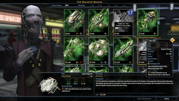 Galactic Civilization III: Mercenaries | A turn-based Space 4X Strategy Game by Stardock Entertainment
