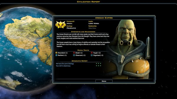 Galactic Civilization III: Mercenaries