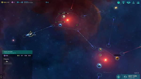 Master of Orion: Conquer the Stars | A turn-based space 4X strategy game by NGD Studios and Wargaming.net