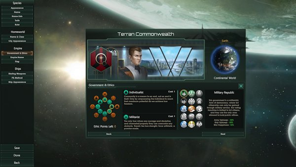 Stellaris | Service Guarantees Citizenship!