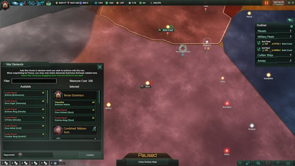 Stellaris | So much war just for a system, and a new subject!