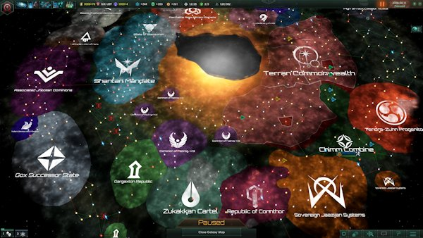 Stellaris   A real-time (pausable) Space 4X Grand Strategy Game by Paradox Development Studio and Paradox Interactive