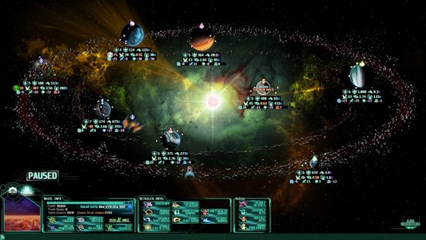 The Last Federation: The Lost Technologies | A space grand strategy and turn-based tactical combat game by Arcen Games